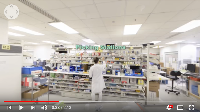pharmacy room