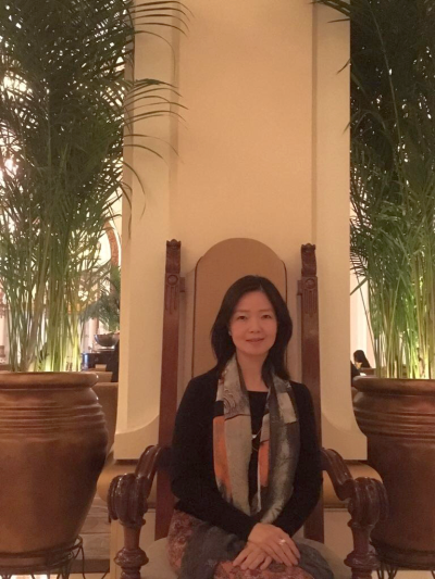 Photo of Dr Sharon Wong