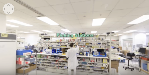 Enhancing learning experience through VR application in Pharmaceutical Studies